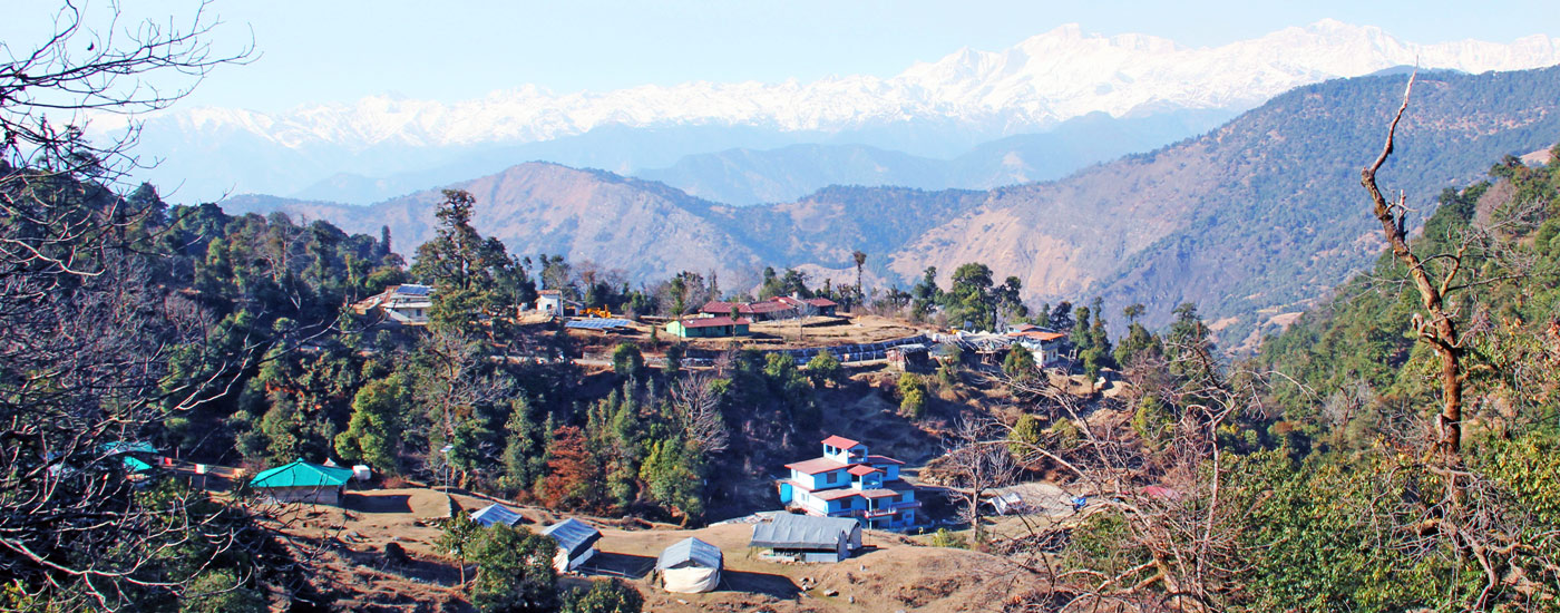 Mayadeep Herbal Resort in Chopta